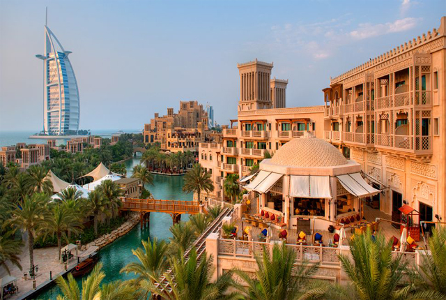 Top famous luxury hotels in dubai dubai holiday tour for Top resorts in dubai