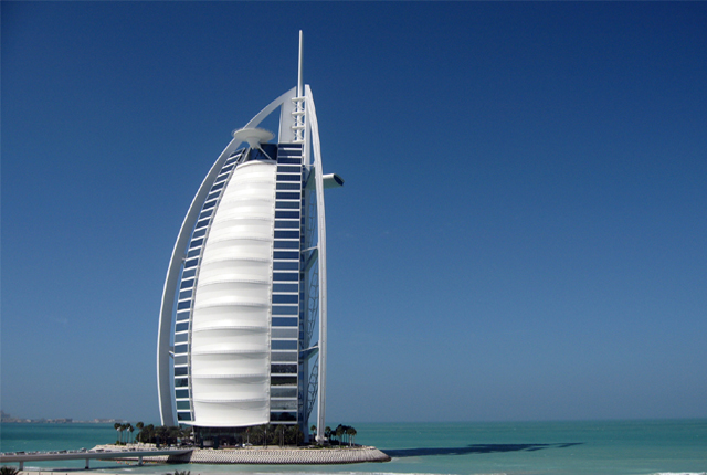 Top famous luxury hotels in dubai dubai holiday tour for Biggest hotel in dubai